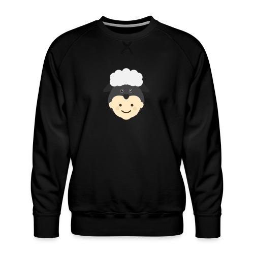 Nancy the Sheep   Ibbleobble - Men's Premium Sweatshirt