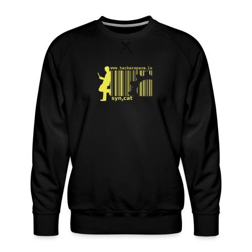 syn2cat hackerspace - Men's Premium Sweatshirt