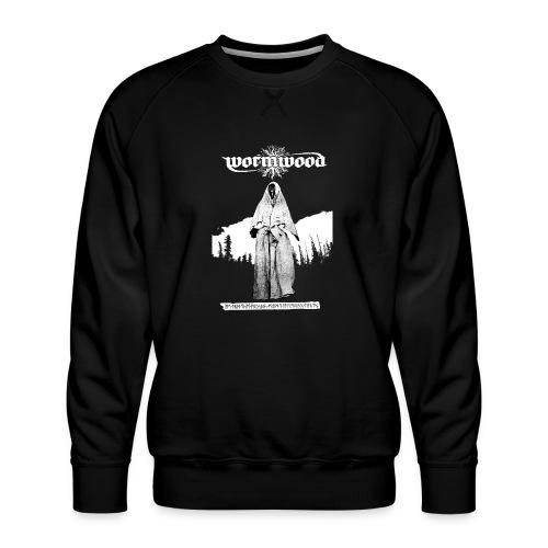 Women's Witch Print - Men's Premium Sweatshirt