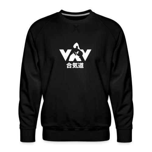 Aikido - Mannen premium sweater