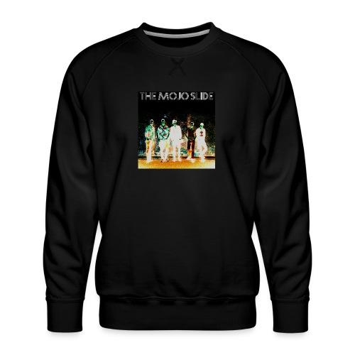 The Mojo Slide - Design 2 - Men's Premium Sweatshirt