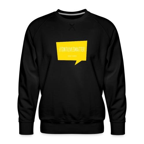 Sinti Lives Matter - Männer Premium Pullover