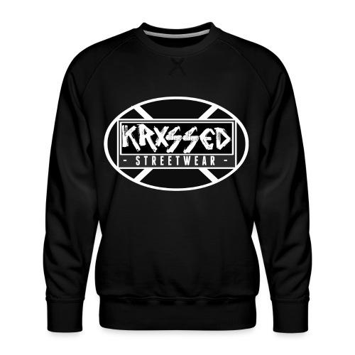KRXSSED BASIC - Mannen premium sweater