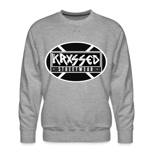 KRXSSED BASIC - Mannen premium sweater
