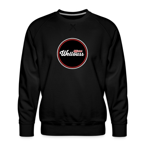 Wellouss Fan T-shirt | Rood - Mannen premium sweater