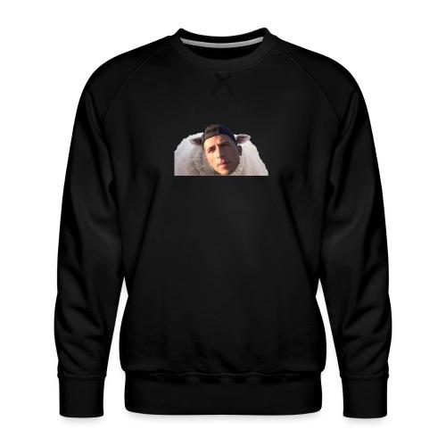 TVS het Armo Schaap en SHIT - Mannen premium sweater