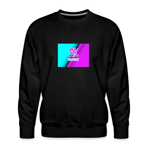 Sk Shirt - Mannen premium sweater