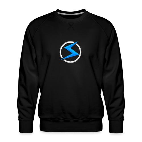 #1 model - Mannen premium sweater