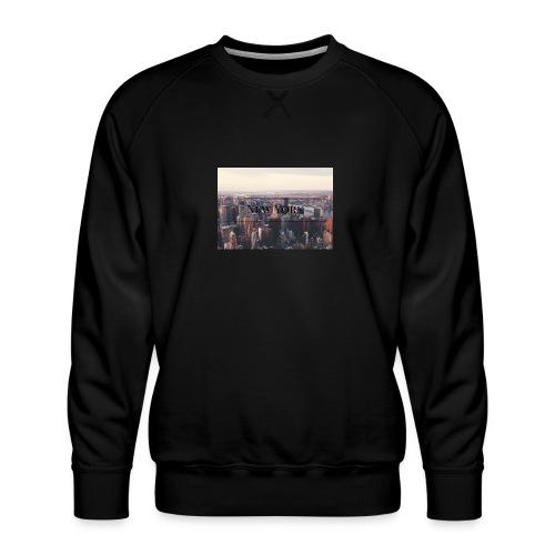 spreadshirt - Sweat ras-du-cou Premium Homme