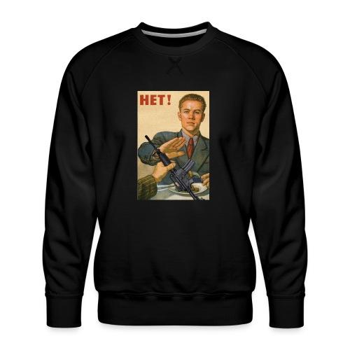 Njet M4 - Männer Premium Pullover
