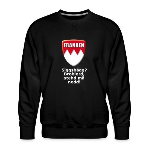 tshirt_siggsbagg - Männer Premium Pullover