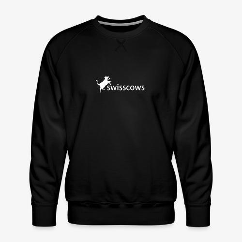 Männer Kaputzenpulli - Männer Premium Pullover