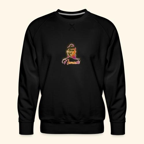 Buddha - Namasté - Männer Premium Pullover