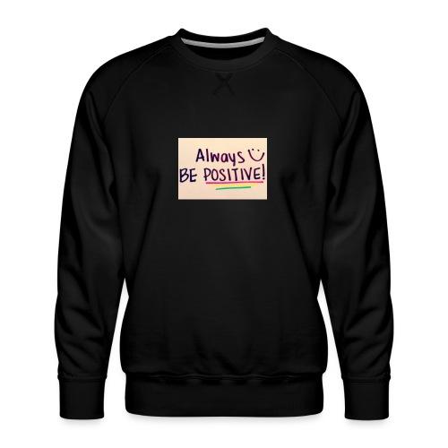 Bamse - Herre premium sweatshirt