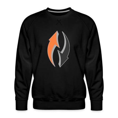 arrows (Saw) - Men's Premium Sweatshirt