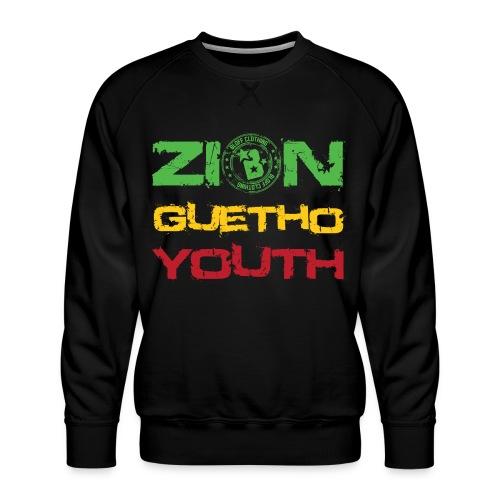 Zion Guetho Youth - Sudadera premium para hombre
