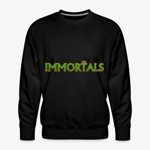 Immortals - Men's Premium Sweatshirt