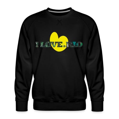 ILOVE.RIO TROPICAL N°1 - Men's Premium Sweatshirt