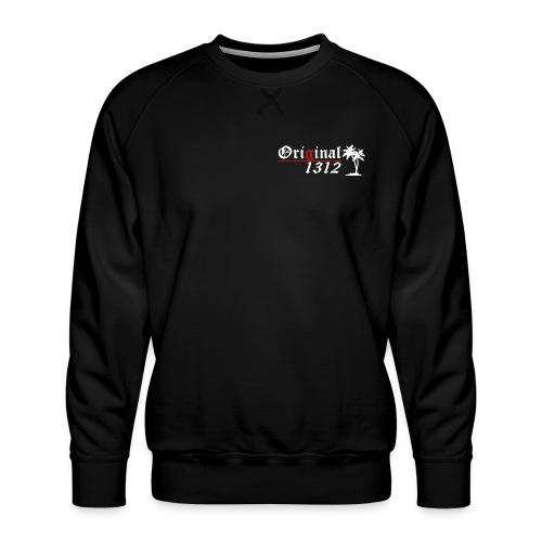 1312 T-Hemd [Druck beidseitig] - Männer Premium Pullover
