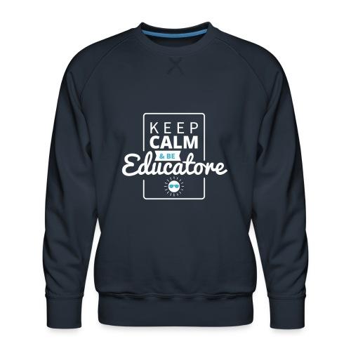 Educatore - Felpa premium da uomo
