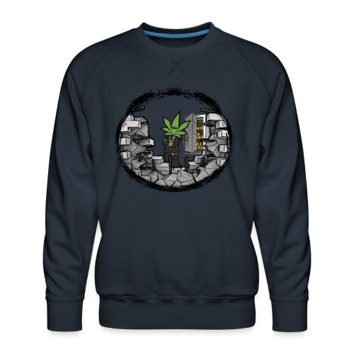 Tresor - Männer Premium Pullover