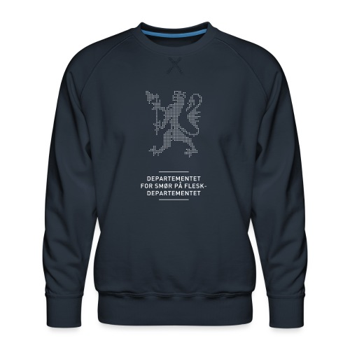 Departementsdepartementet (fra Det norske plagg) - Premium-genser for menn