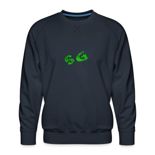 StreamGangster - Mannen premium sweater
