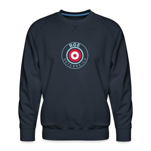 BGE in Österreich mit Fahne - Männer Premium Pullover