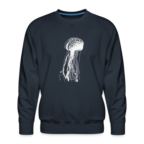 Jellybrain - Männer Premium Pullover