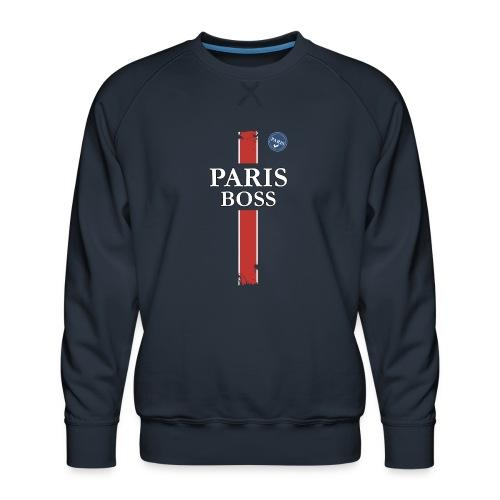 parisfinal11.png - Sweat ras-du-cou Premium Homme