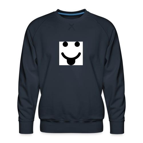 smlydesign jpg - Mannen premium sweater
