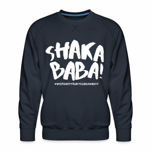 shaka - Miesten premium-collegepaita