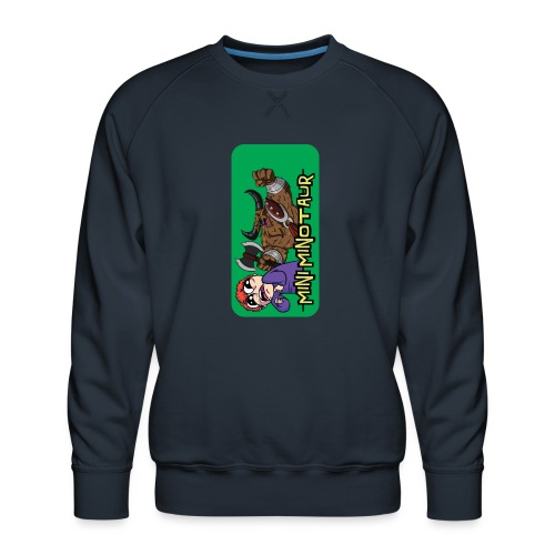 iphone 44s01 - Men's Premium Sweatshirt
