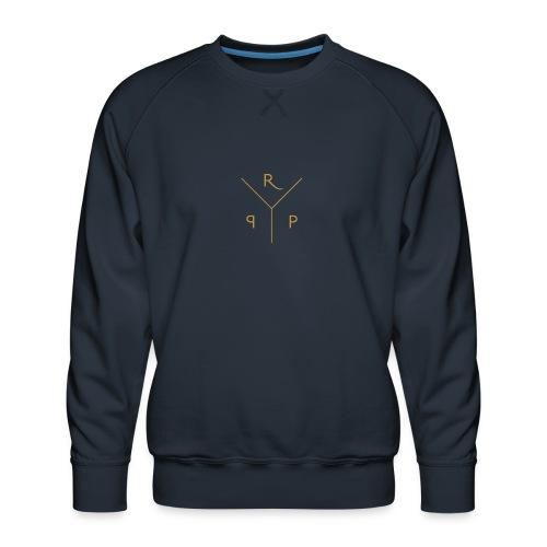 Triple Gold - Mannen premium sweater