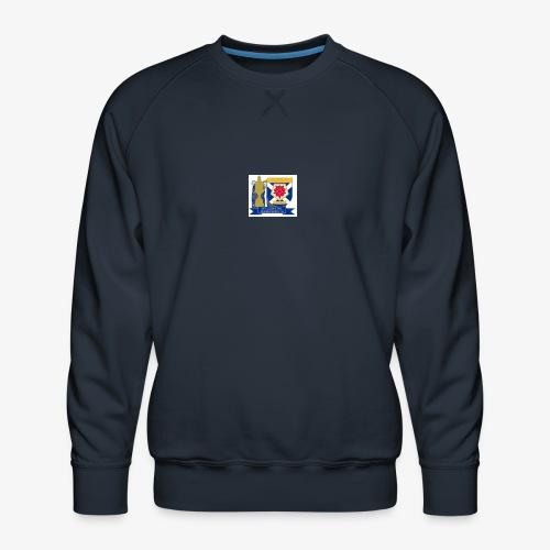 MFCSC Champions Artwork - Men's Premium Sweatshirt