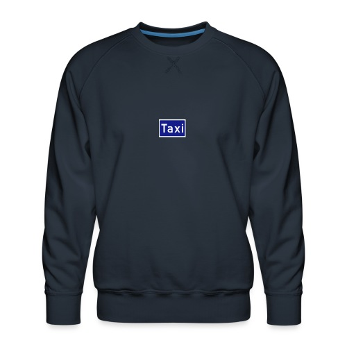 Taxi - Premium-genser for menn
