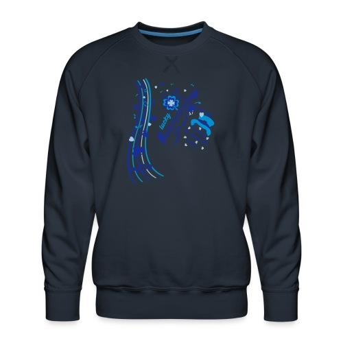 St.Patrick's Day - Men's Premium Sweatshirt