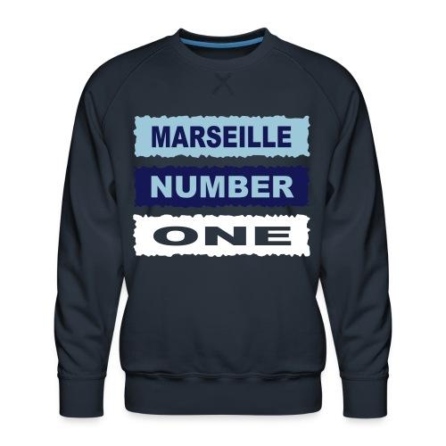 marseille - Sweat ras-du-cou Premium Homme