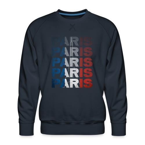 Paris, France - Men's Premium Sweatshirt