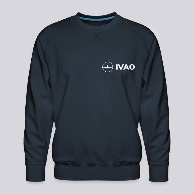 IVAO (Logo Complet Blanc)