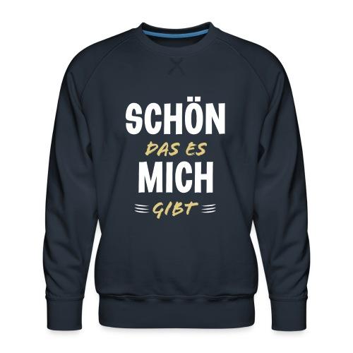 Lustige Sprüche Cooler Spruch Geschenkidee Party - Männer Premium Pullover