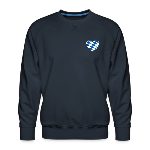 Bavarian Connection - Männer Premium Pullover