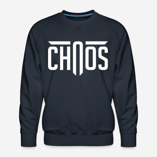 chaos - Männer Premium Pullover