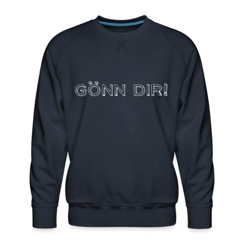 Gönn Dir! - Männer Premium Pullover