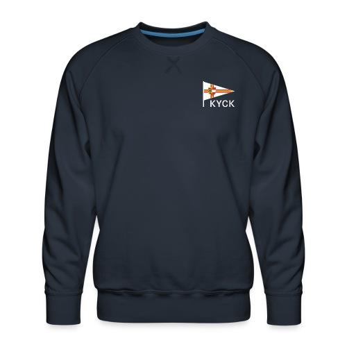 KYCK - classic navy - Männer Premium Pullover