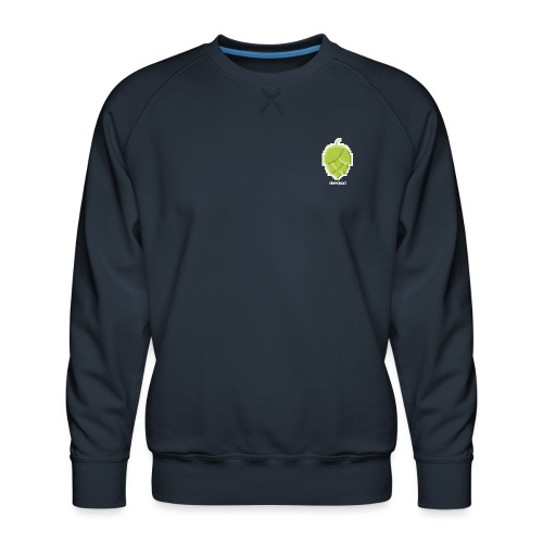 De gloane Hopfadrolln - Männer Premium Pullover