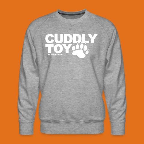 cuddly toy new - Men's Premium Sweatshirt