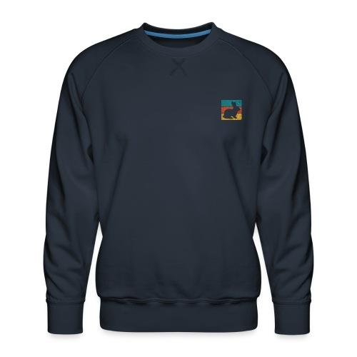 Brushed - Männer Premium Pullover