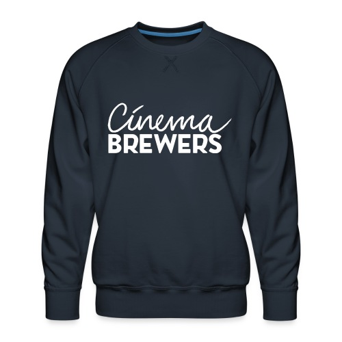 Cinema Brewers - Mannen premium sweater