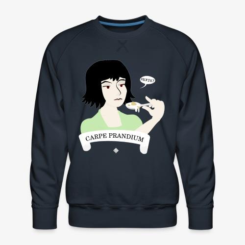 Carpe Prandium - Men's Premium Sweatshirt